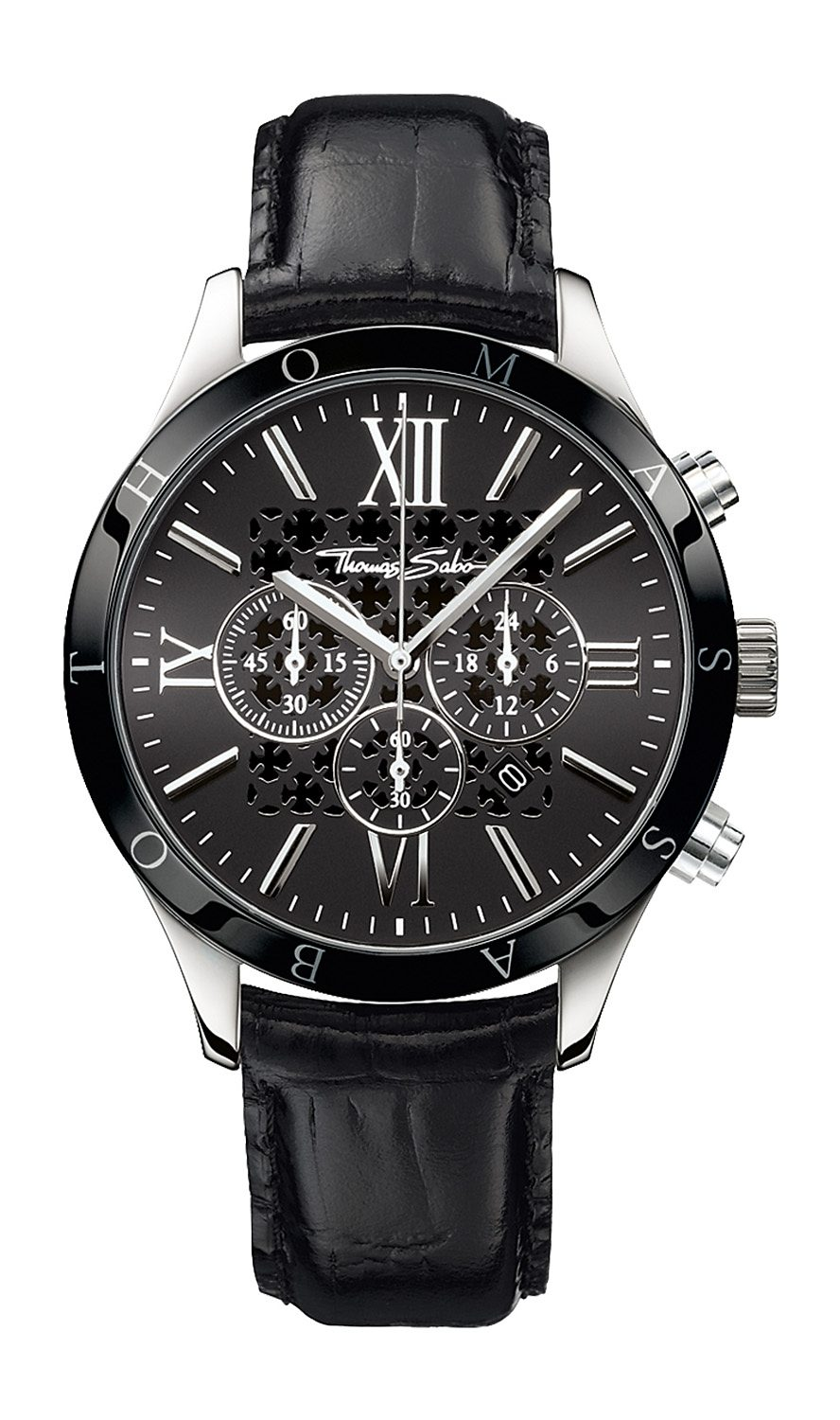 Thomas Sabo Chronograph »REBEL URBAN, WA0109«