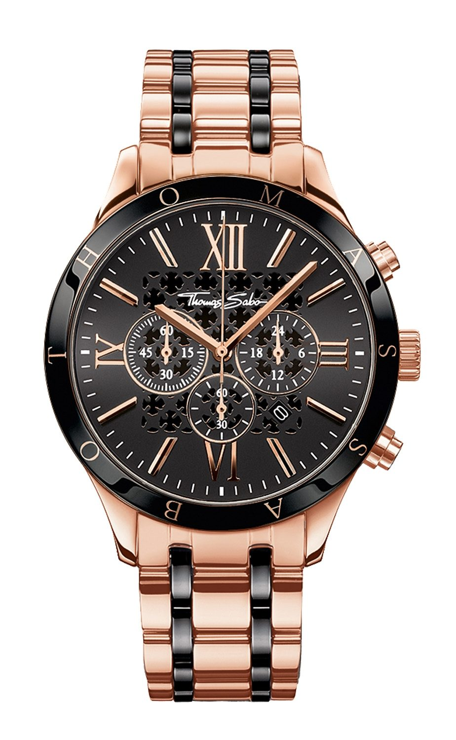 Thomas Sabo Chronograph »REBEL URBAN, WA0187«