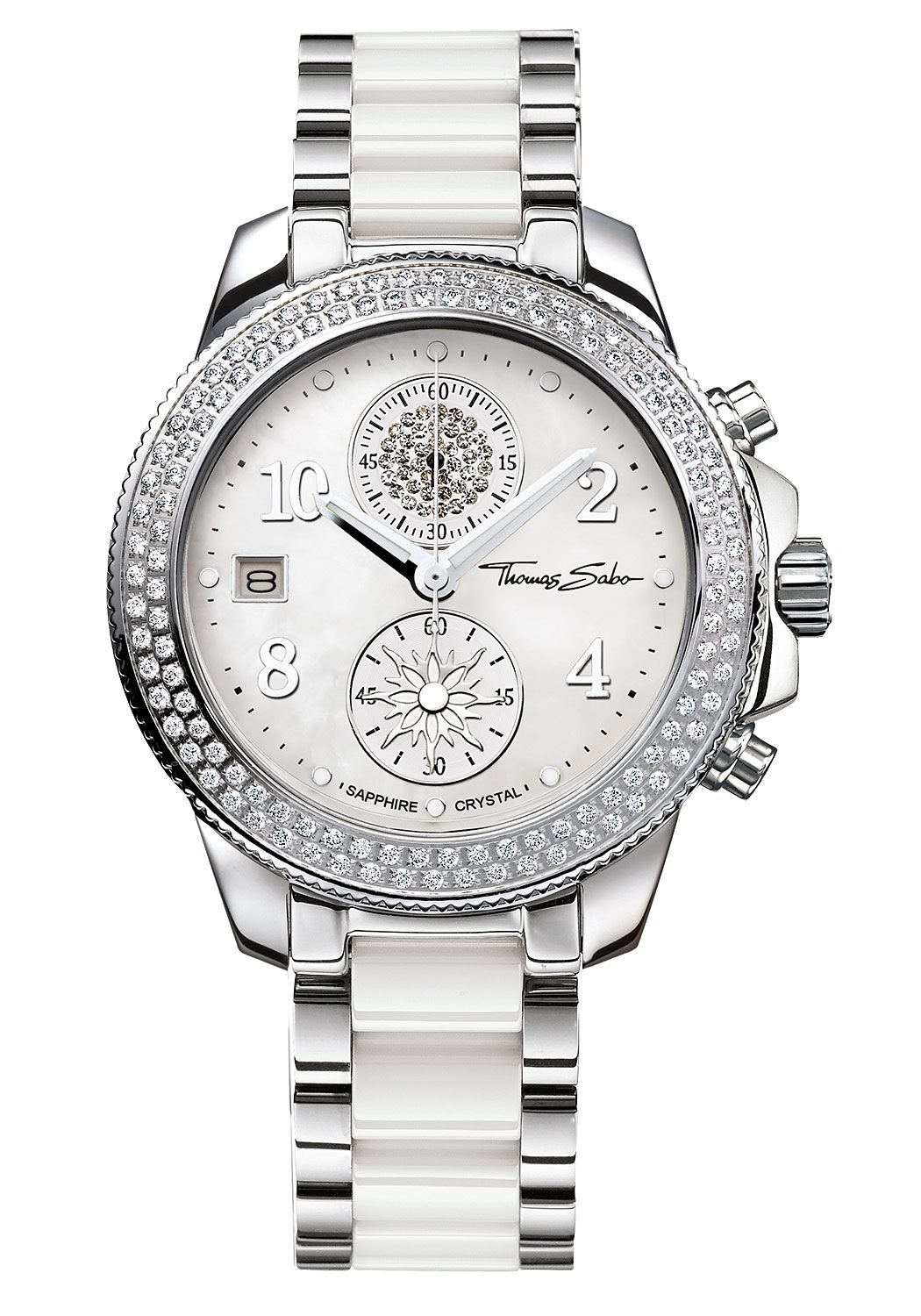 Thomas Sabo Chronograph »GLAM CHRONO, WA0184«