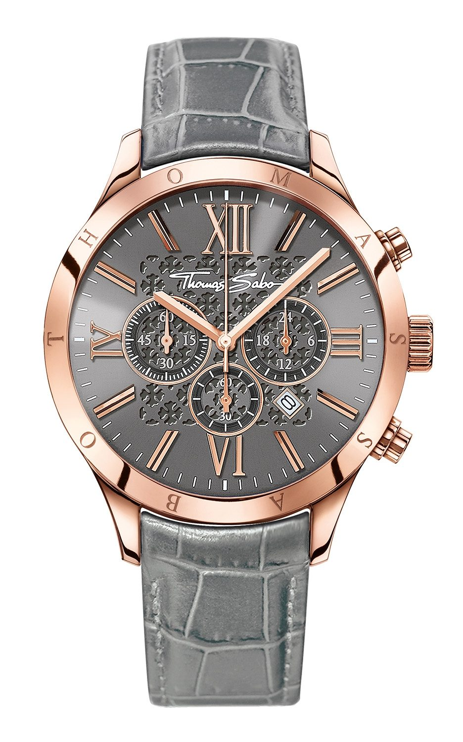 THOMAS SABO Chronograph »REBEL URBAN, WA0227«