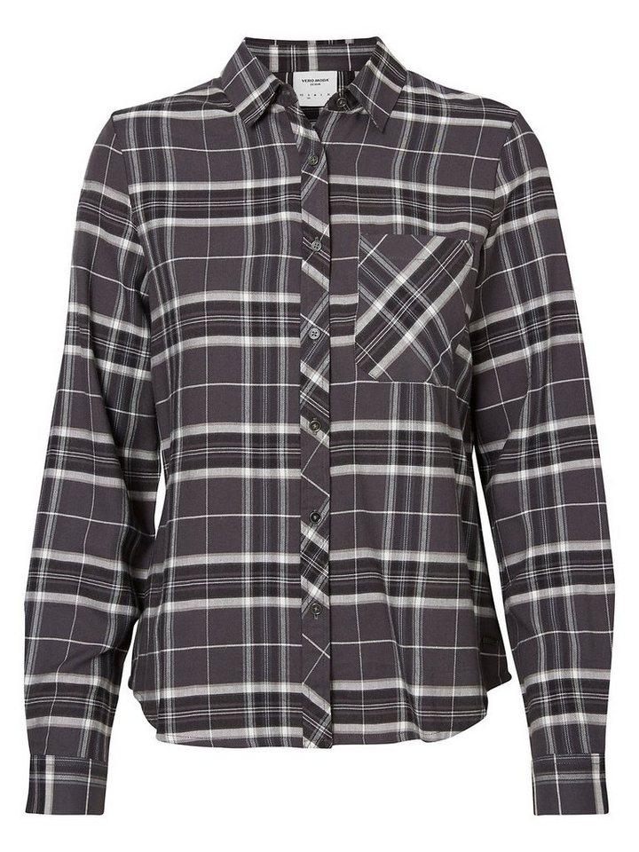 Vero Moda RegularFit Hemd in Black