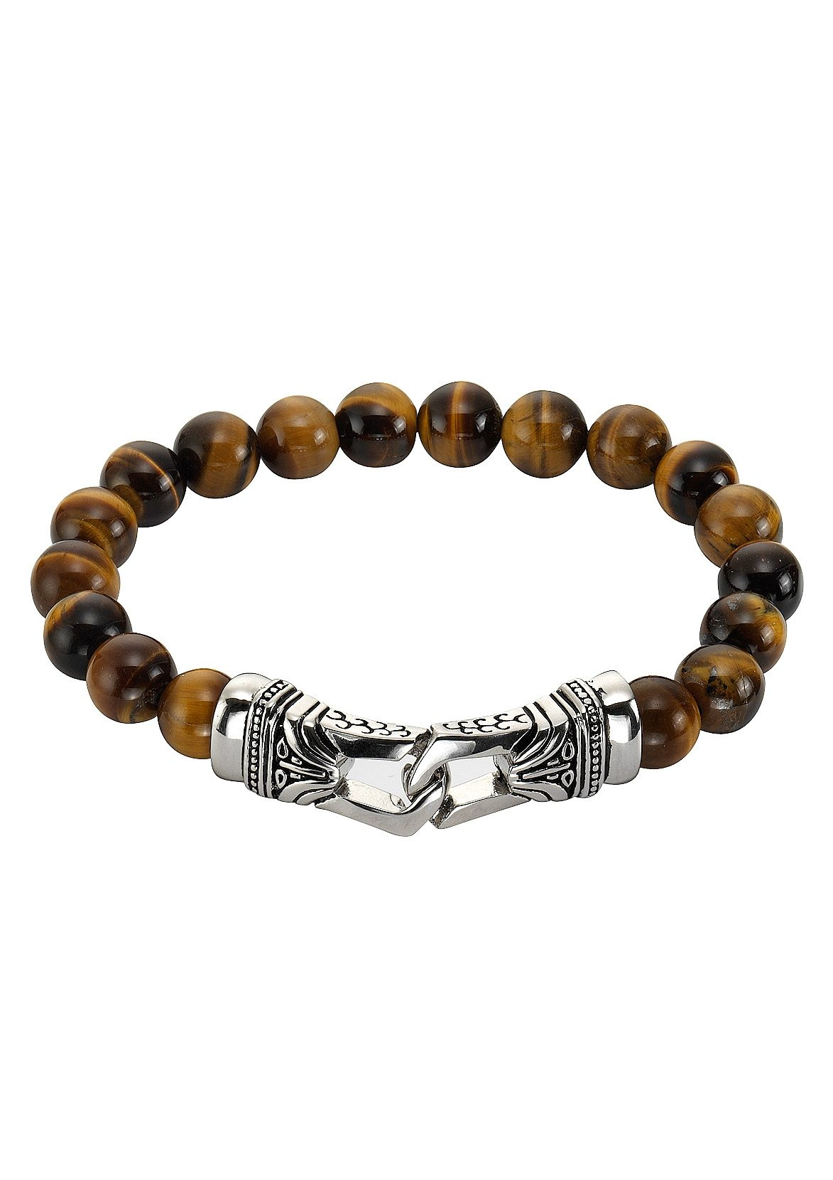 firetti Stretch-Armband, »Tigerauge«