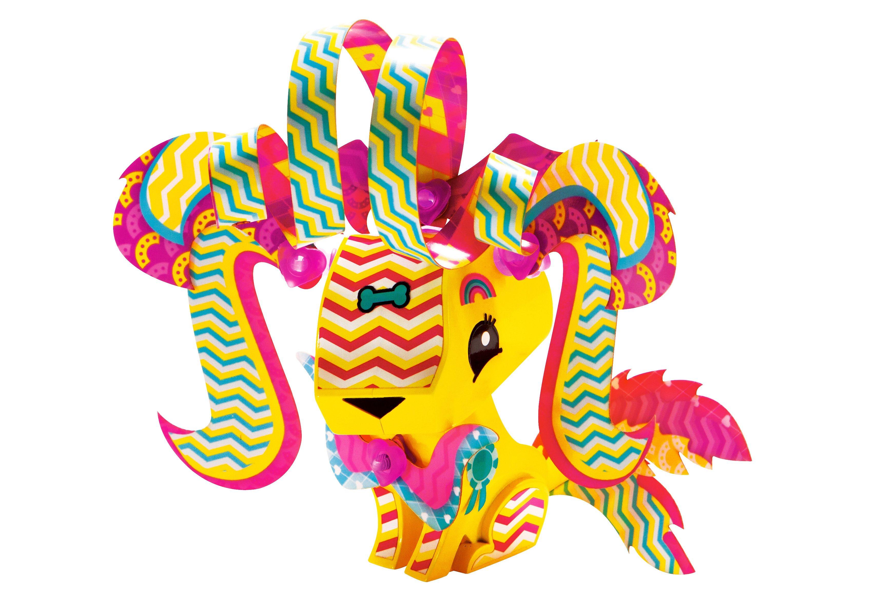 Mattel Bastel-Figur, »AmiGami Hund«