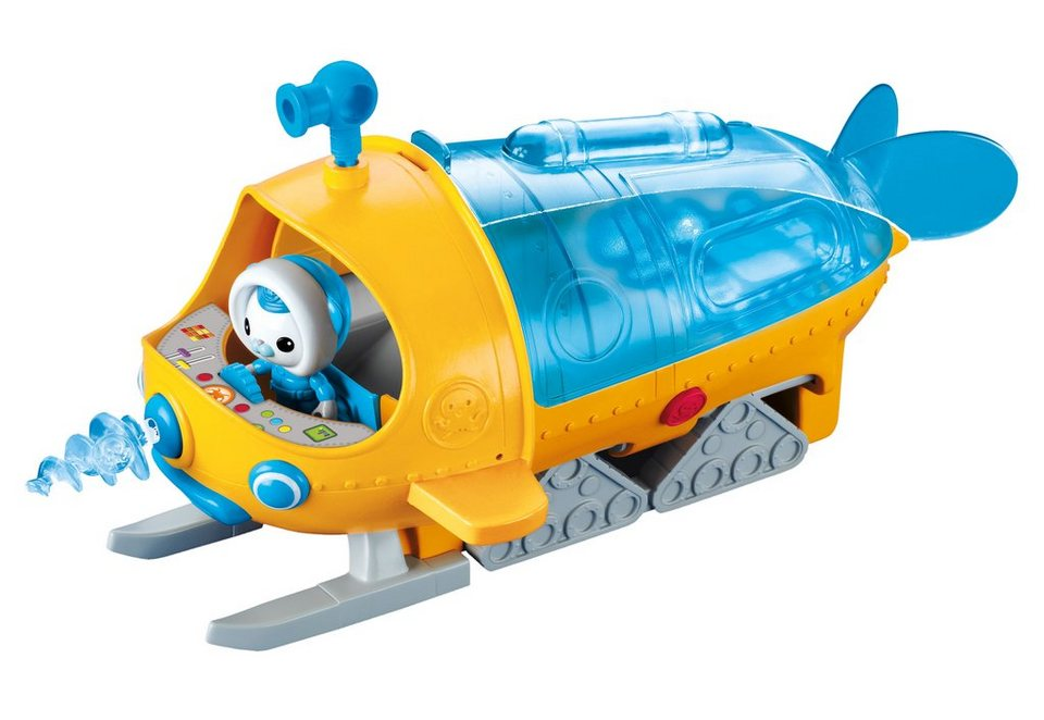 Fisher Price Oktonauten Spiel-Set, »Guppy-S Polarforschungsschiff«