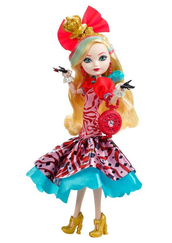 Mattel Puppe Ever After High, »Wunderland Apple White«