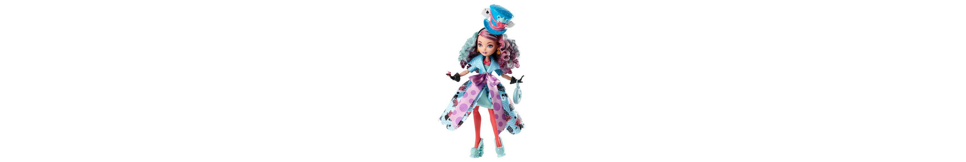 Mattel Puppe Ever After High, »Wunderland Madeline Hatter«