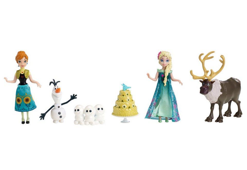 Mattel Figuren Geschenkset, »Disney - Die Eiskönigin: Party-Fieber«
