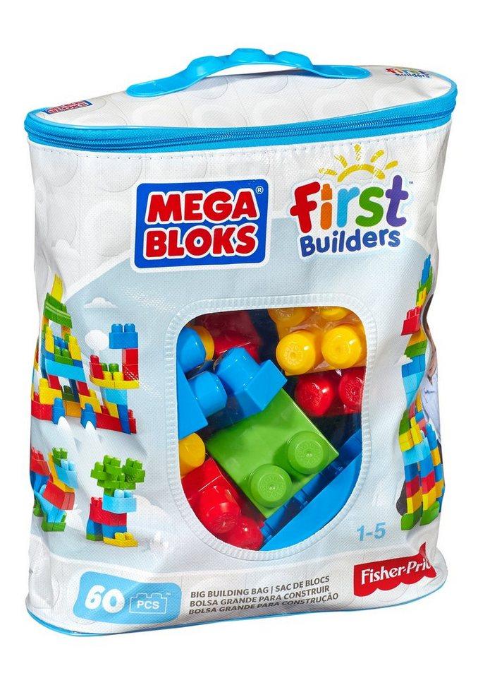 Fisher Price, Bausteinetasche, »Mega Bloks, First Builders«