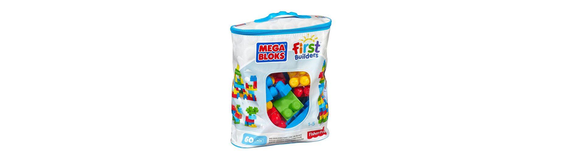 Fisher Price Bausteinetasche, »Mega Bloks, First Builders«