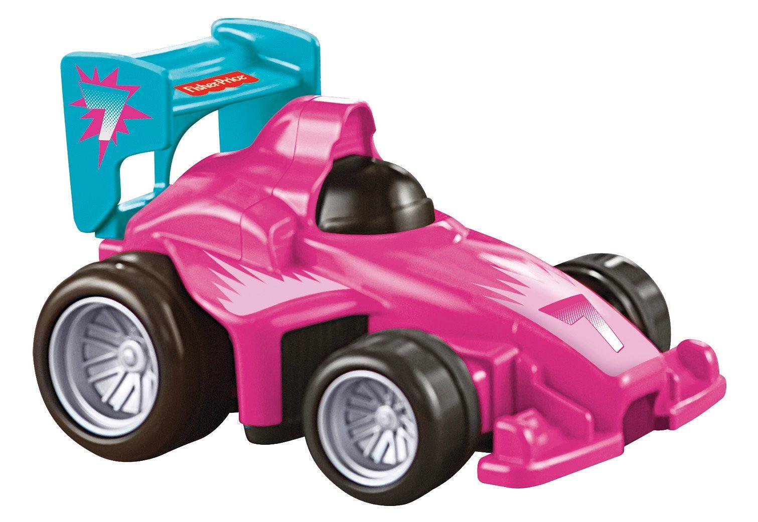 Fisher Price RC-Komplett-Set, »Fernlenkflitzer pink«
