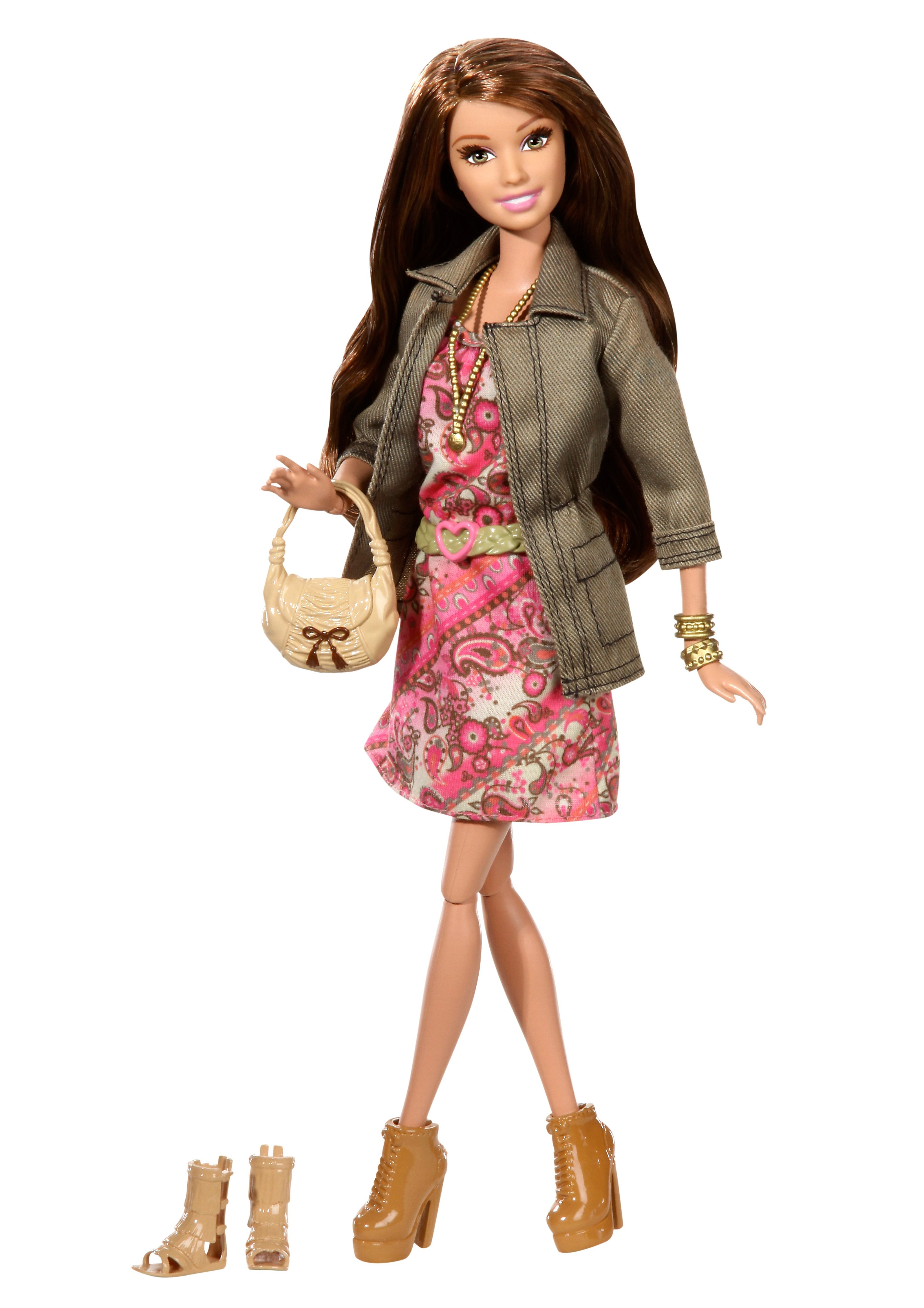 Mattel Puppe, »Deluxe-Moden Fashionistas Barbie Teresa«