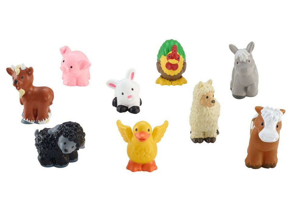 Fisher Price Tierfreunde Set, »Little People«