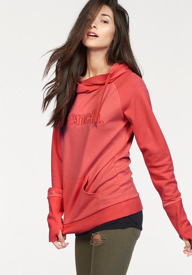 Bench Performance Sweatshirt in orange