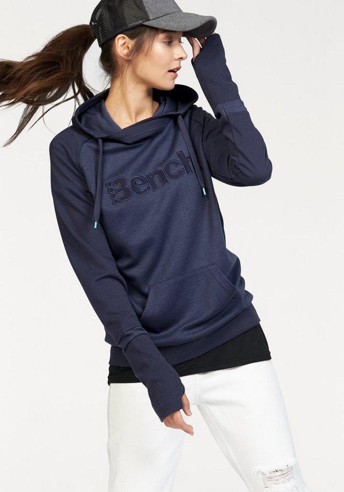 Bench Performance Sweatshirt in Blau