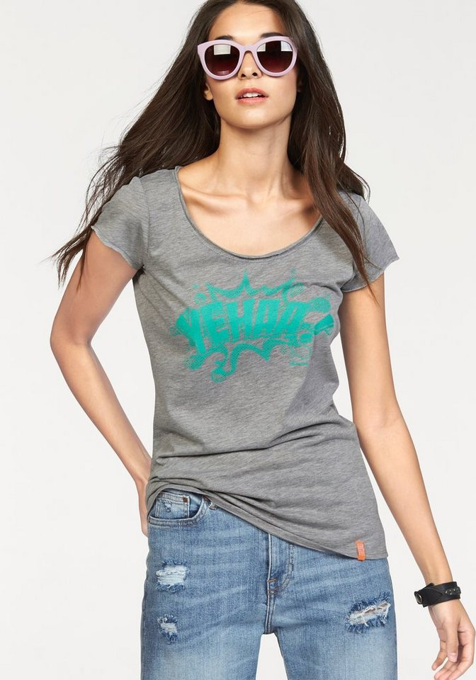 Chiemsee WINNIE T-Shirt in Grau
