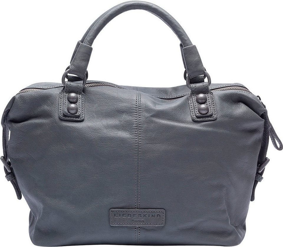 Liebeskind Shopper »Saskia« in grau