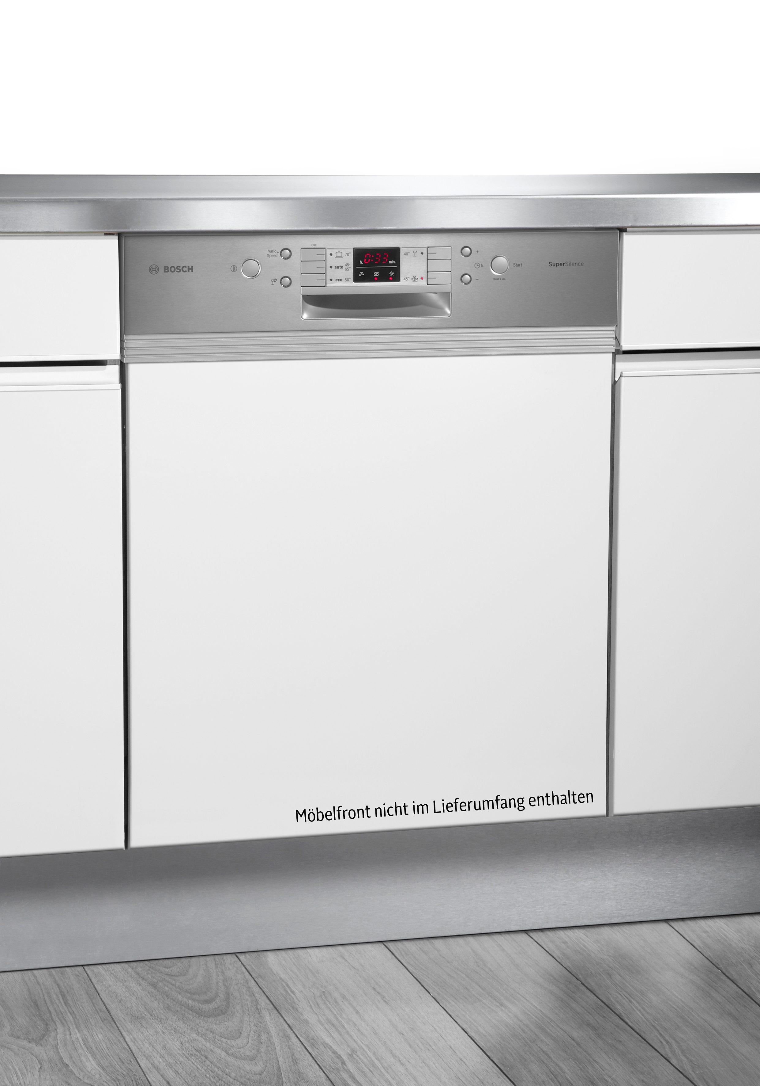 Bosch ActiveWater Geschirrspüler Integrierbar SMI54M35EU, Energieklasse A+++