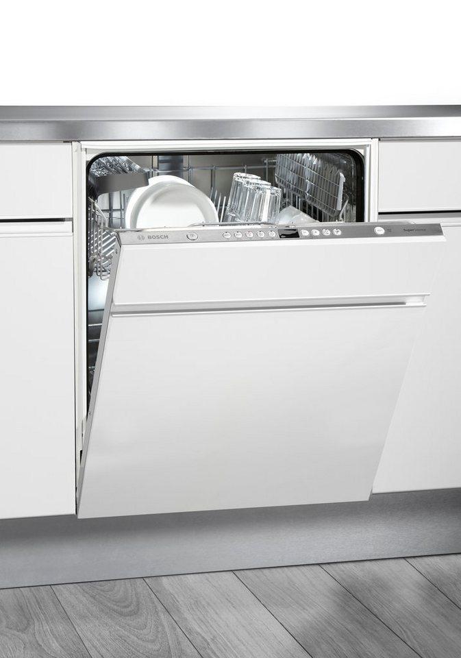 Bosch ActiveWater Geschirrspüler Vollintegrierbar SMV54M30EU, Energieklasse A+++ - Preisvergleich