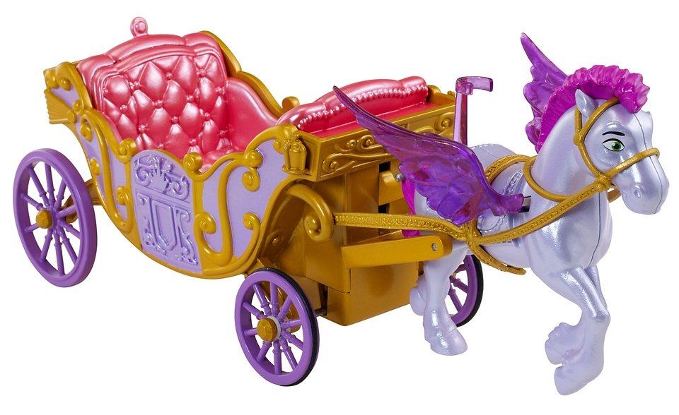 Mattel Prinzessin und Kutsche, »Sofia die Erste - fliegender Minimus & Kutsche«