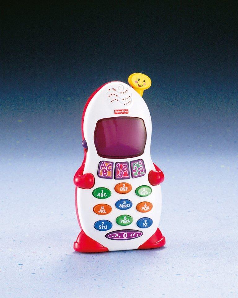 Fisher Price Lernspaß Spiel-Telefon