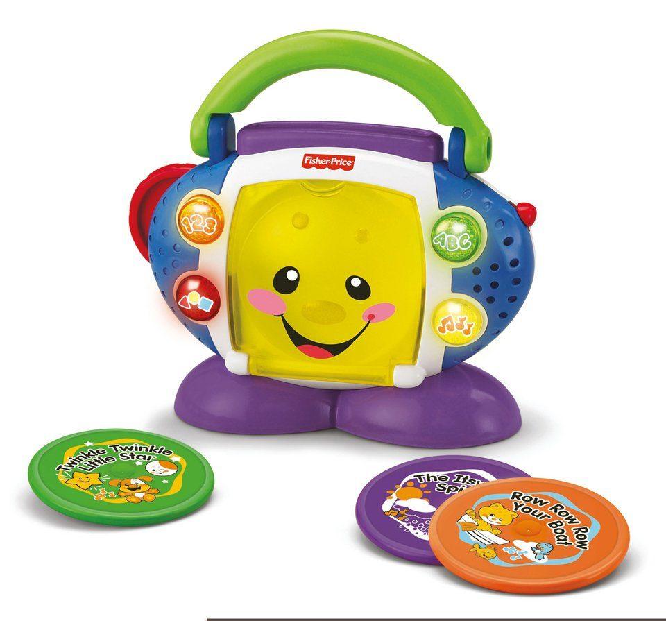 Fisher Price, CD-Spieler, »Lernspaß«