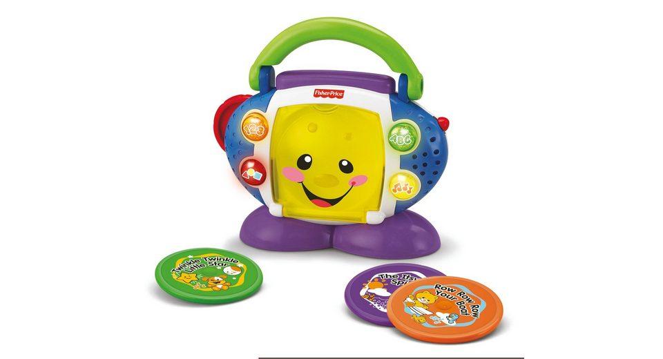 Fisher Price CD-Spieler, »Lernspaß«