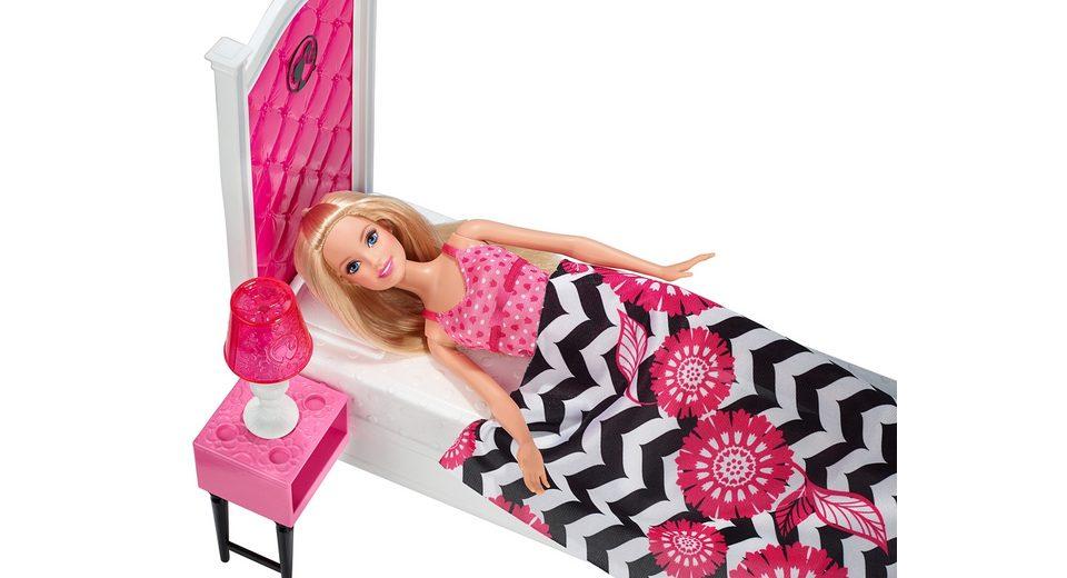Mattel Spiel-Set, »Barbie Deluxe Schlafzimmer«