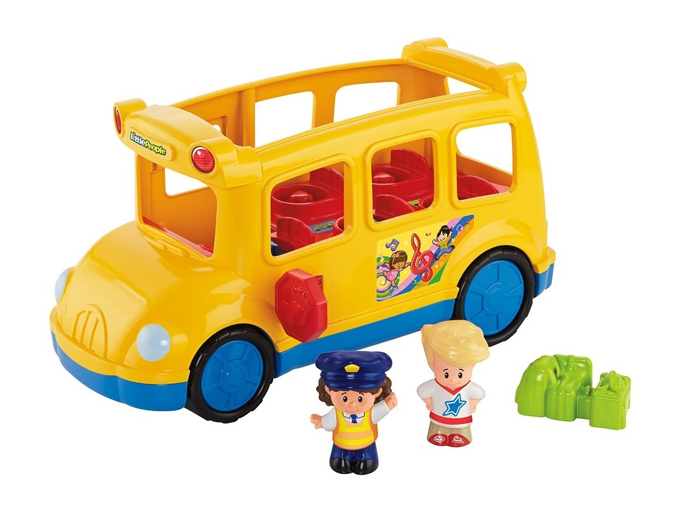 Fisher Price Schulbus, »Little People«