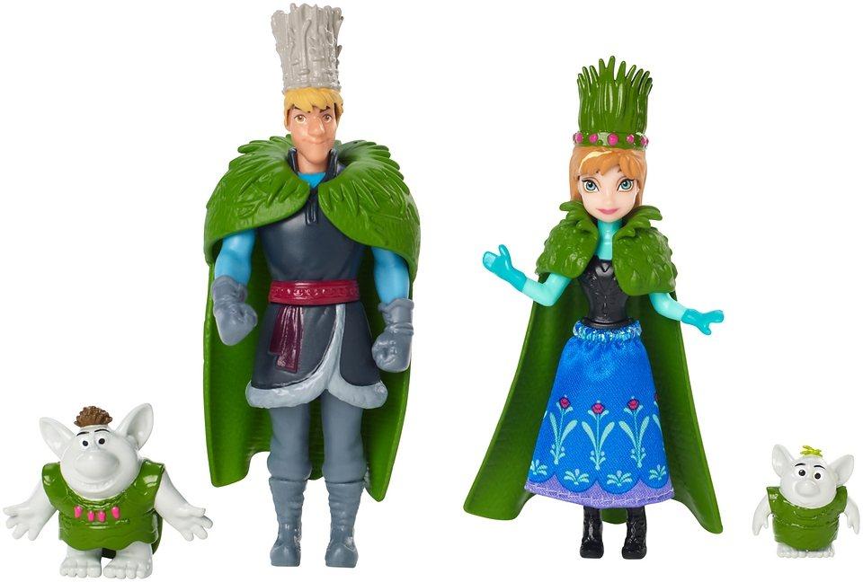 Mattel Figurenset, »Disney - Die Eiskönigin Hochzeit« (4tlg.)