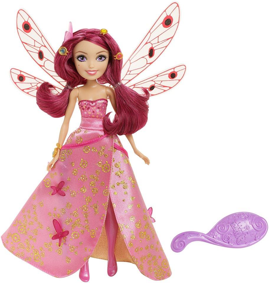 Mattel Puppe Mia, »Magisches Kleid Mia and Me«