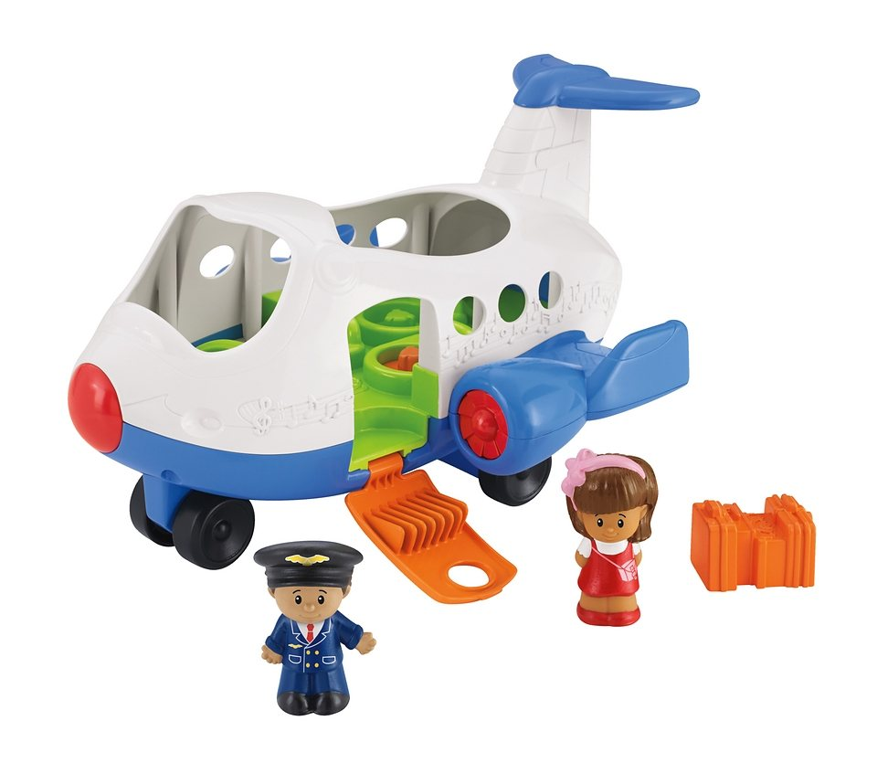 Fisher Price Flugzeug, »Little People«