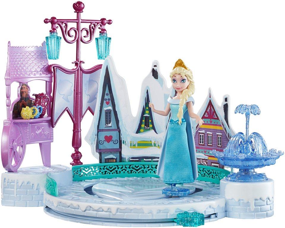 Mattel Spielset, »Disney - Die Eiskönigin Eislaufspaß mit Elsa«