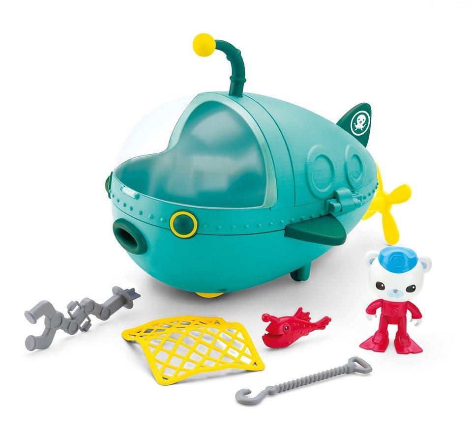 Fisher Price Oktonauten Spielset, »Guppy A Einsatzboot«