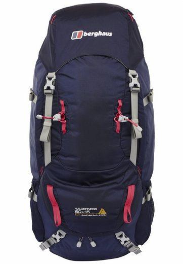 Backpack Wanderrucksack Berghaus »wilderness Women« 60 15 H4wSZ8