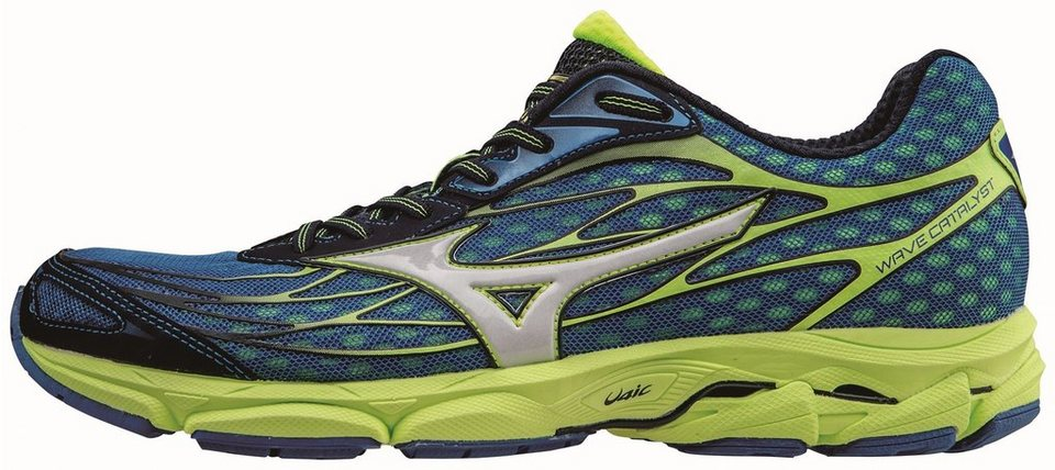 Mizuno Runningschuh »Wave Catalyst Running Shoe Men« in blau