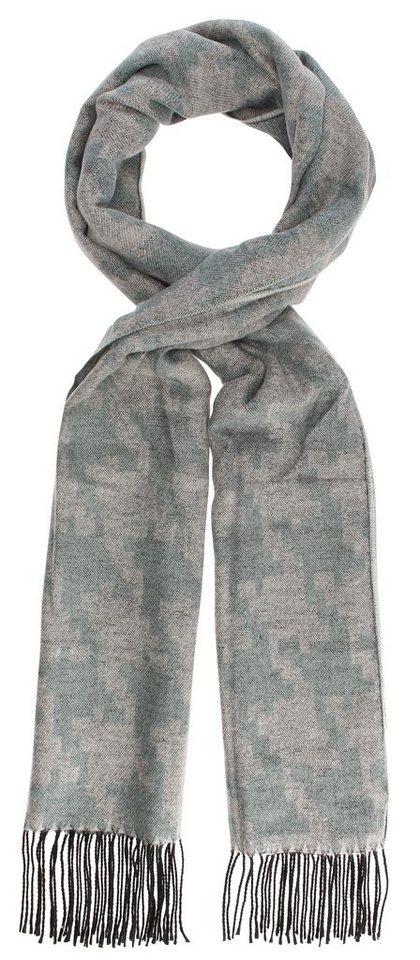 Highlight Company Schal in grau/stein