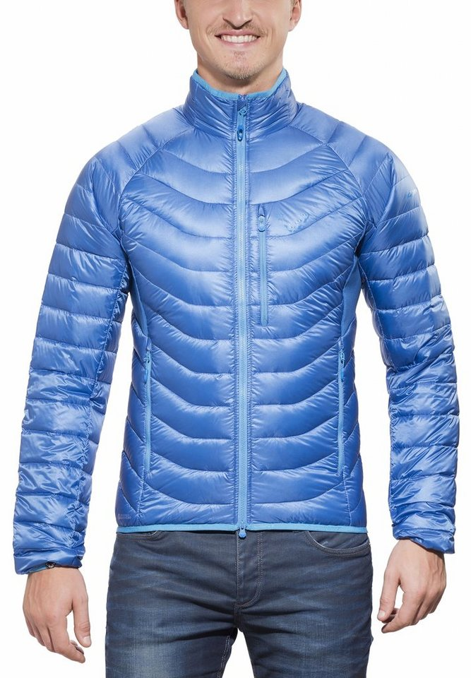 Dynafit Outdoorjacke »Vulcan DWN Jacket Men« in blau