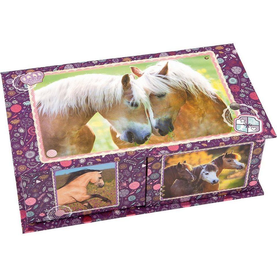 Depesche Schmuckbox Horses Dreams, sortiert