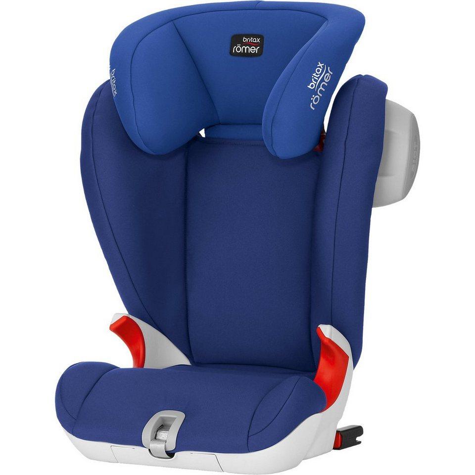 Britax Römer Auto-Kindersitz Kidfix SL Sict, Ocean Blue, 2016 in blau
