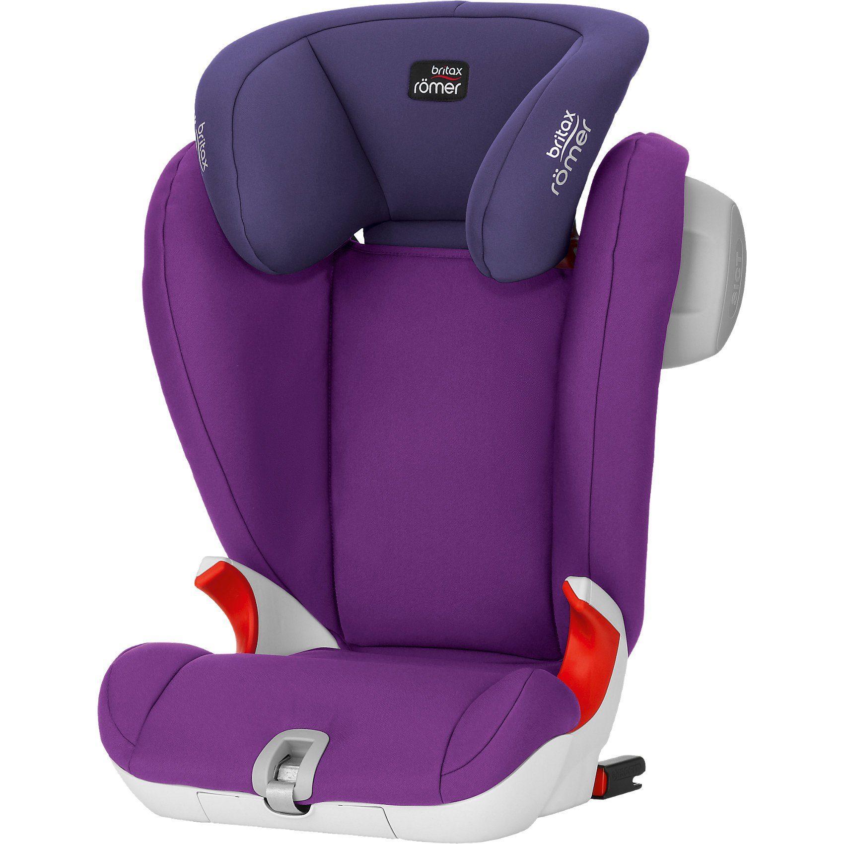 Britax Römer Auto-Kindersitz Kidfix SL Sict, Mineral Purple, 2016