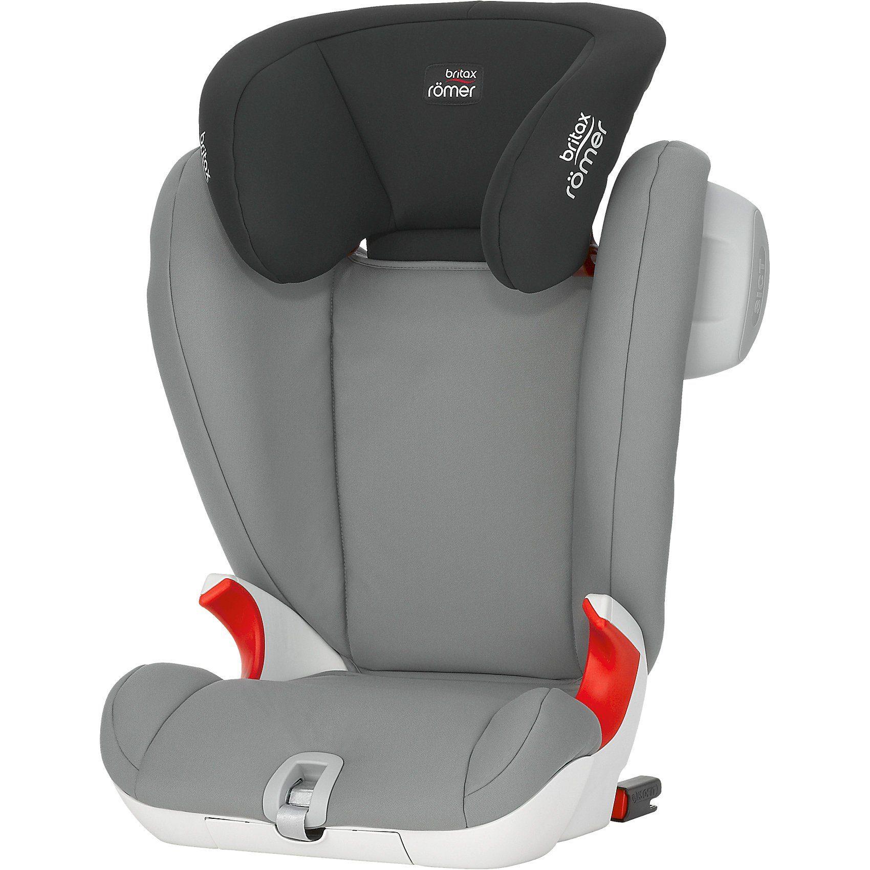 Britax Römer Auto-Kindersitz Kidfix SL Sict, Steel Grey, 2016