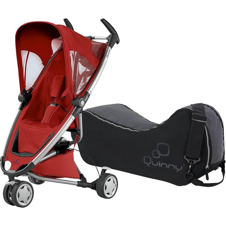 quinny buggy zapp red rumour inkl transporttasche online kaufen otto. Black Bedroom Furniture Sets. Home Design Ideas