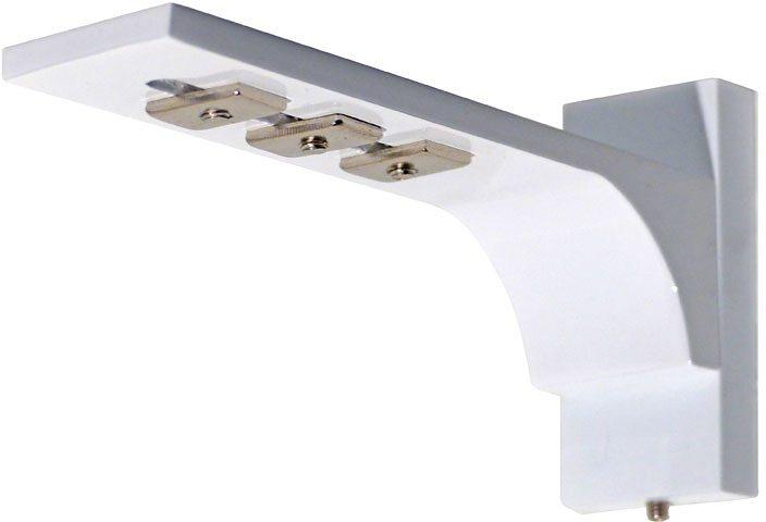 Wandträger, Indeko, für Innenlaufsysteme (1 Stück) in weiss