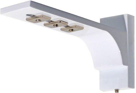 Wandträger, indeko, Gardinenschienen, für Innenlaufsysteme