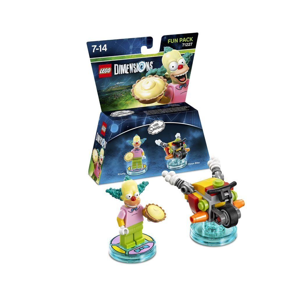 Warner Games Fanartikel »Lego Dimensions Fun Pack Simpsons Krusty«