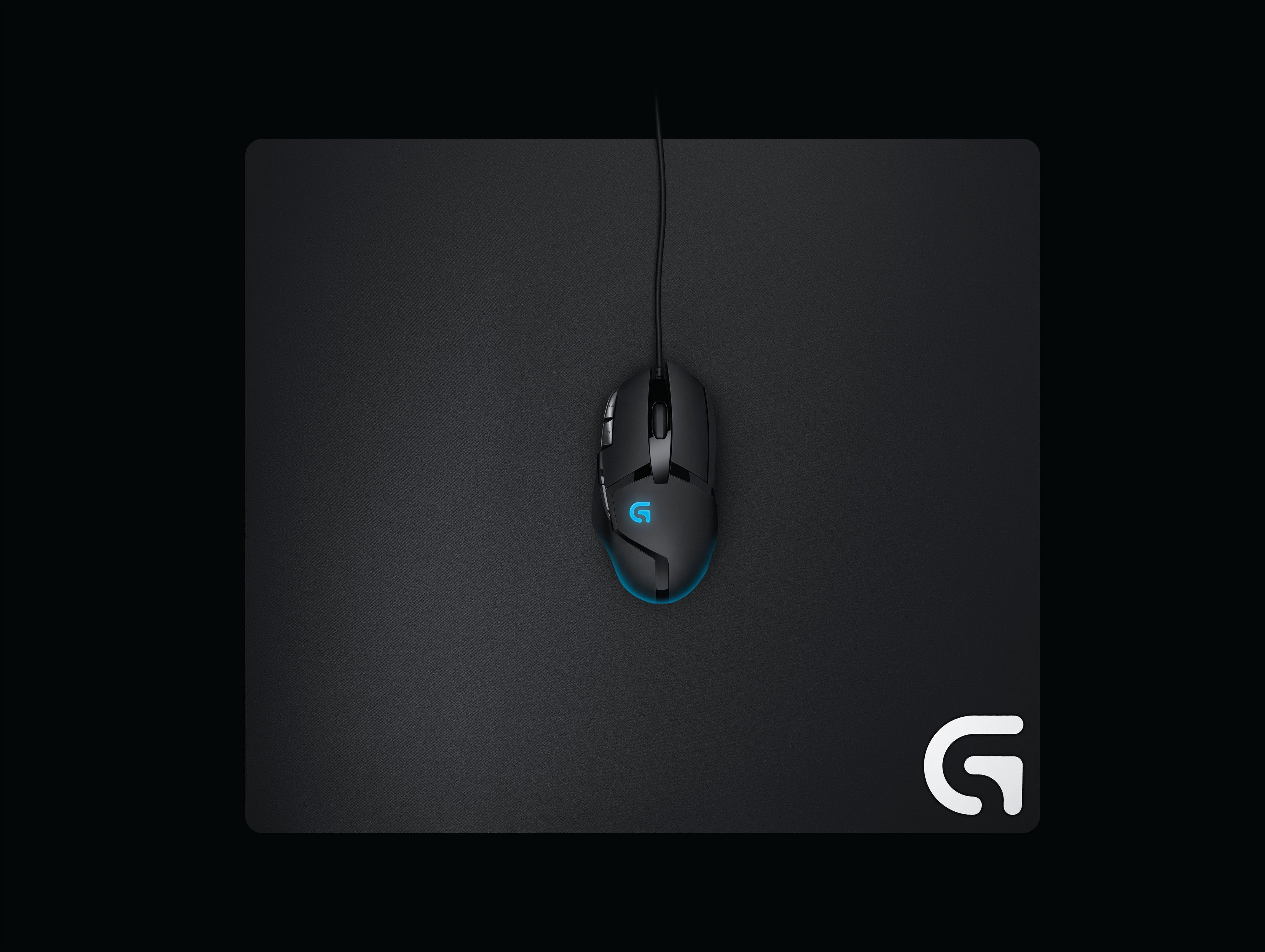 Logitech Games Gaming Mouse Pad »G640 Cloth Mauspad«