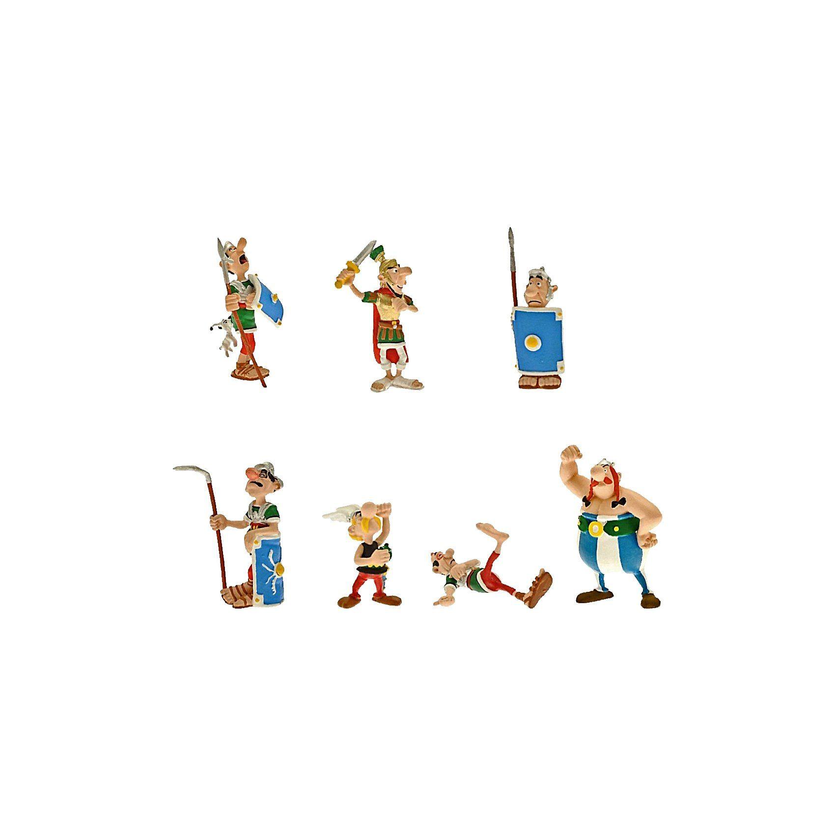 Pegasus Asterix: Prügelei (7 Figuren)
