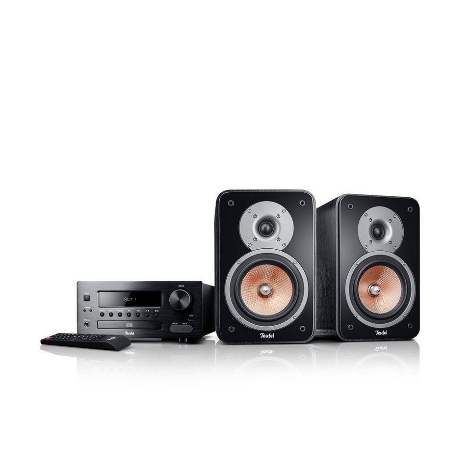 Teufel Stereo Kompaktanlage »Kombo 42« in Schwarz