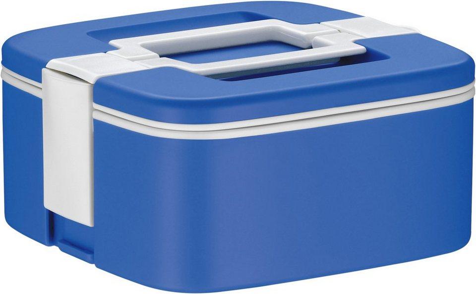 Alfi Speisegefäß, »foodBox« in blau