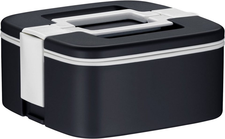 Alfi Speisegefäß, »foodBox« in schwarz